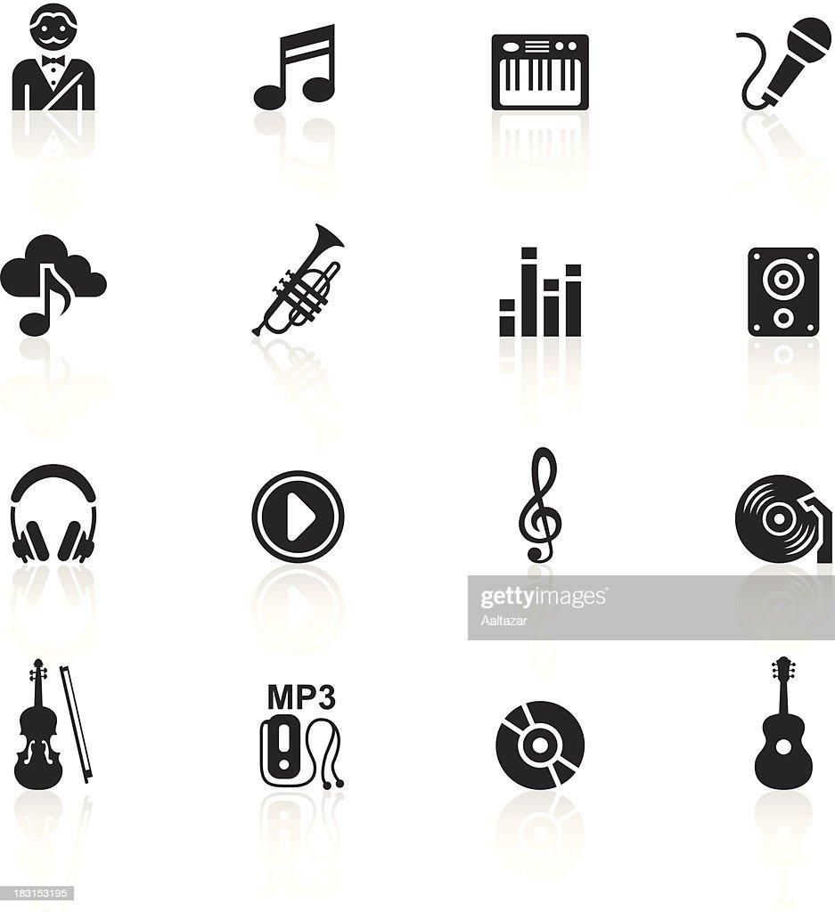 Black Symbols - Music