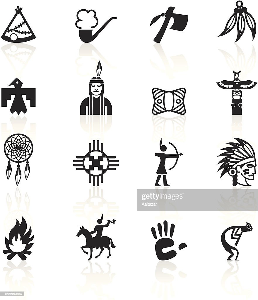 Totem pole symbols image collections symbol and sign ideas totem pole stock illustrations and cartoons getty images totem pole rf black symbols native american buycottarizona buycottarizona