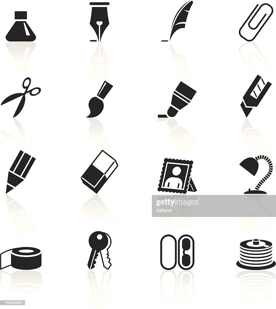 Black Symbols - Office