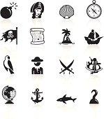 Black Symbols - Pirates