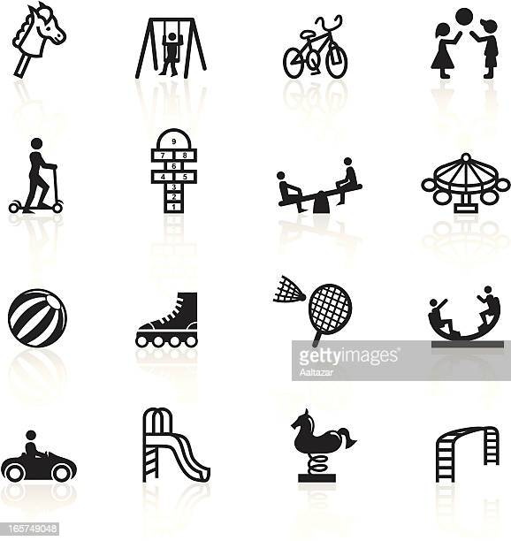 Black Symbols - Playground