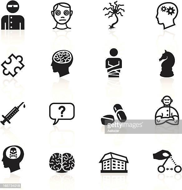 Noir symboles-psychologie & psychiatrie