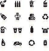 Black Symbols - Recycle