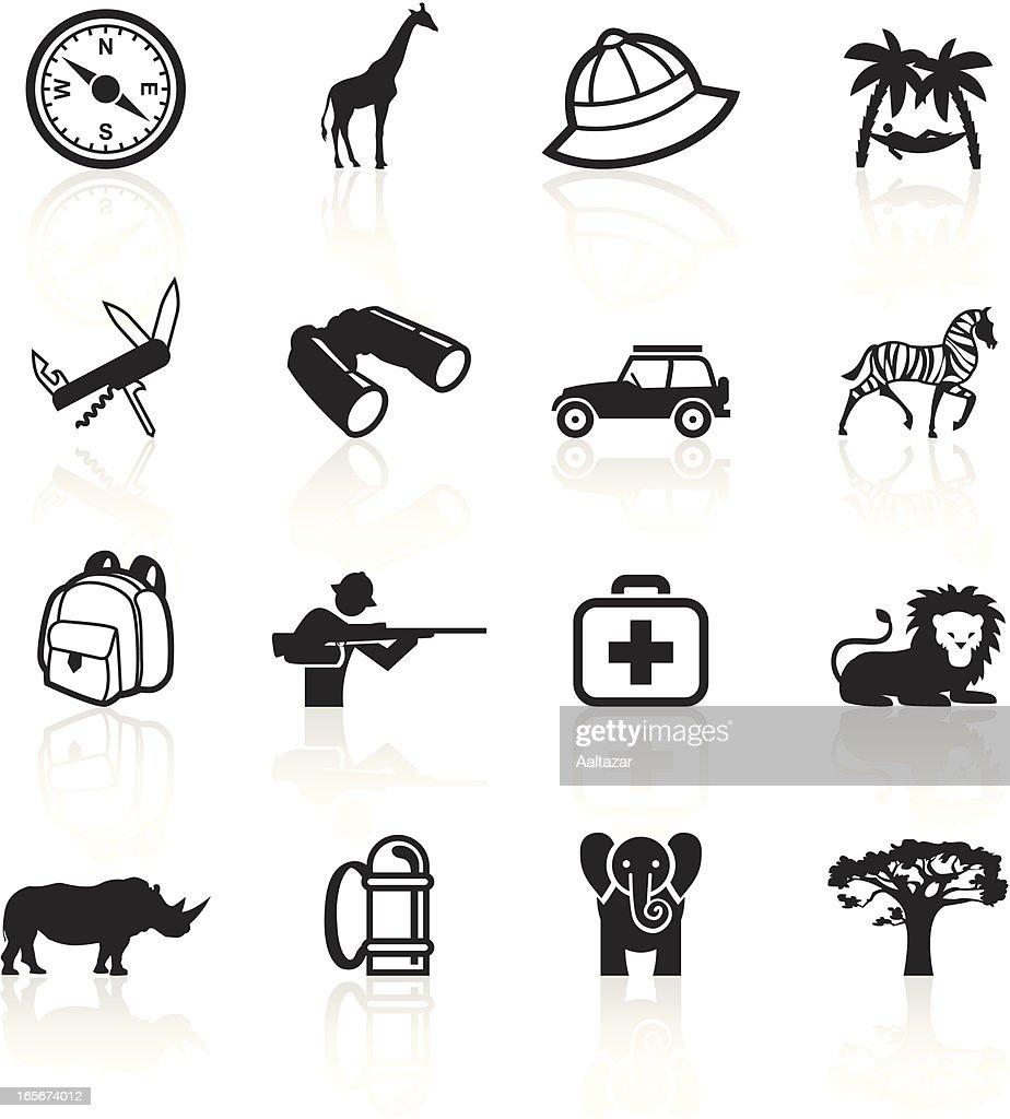 Black Symbols - Safari