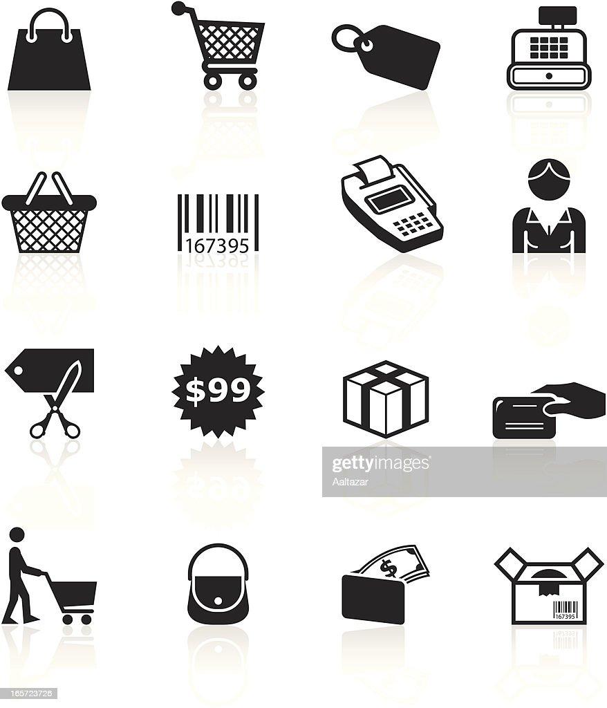 Black Symbols - Shopping