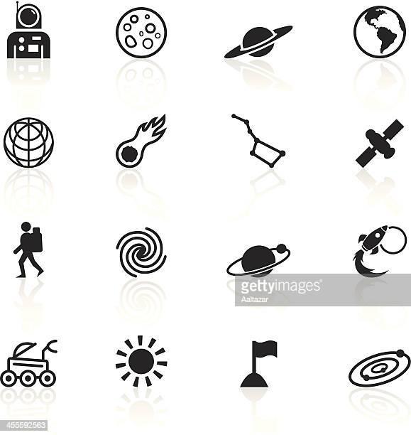 Black Symbols - Space