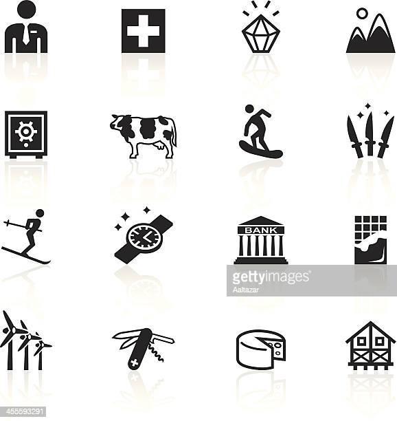 Black Symbols - Switzerland
