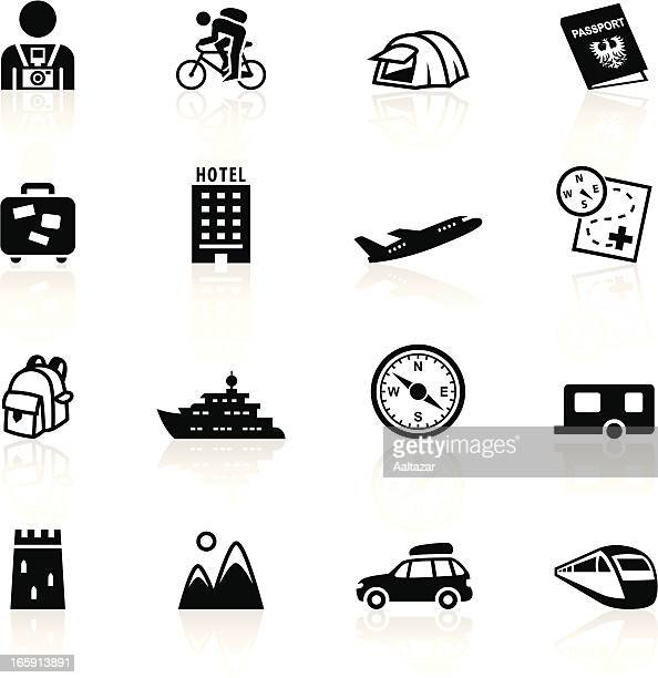 Black Symbols - Tourism