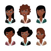 Black woman Avatar