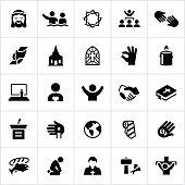 Black Worship Icons