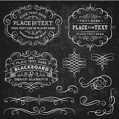 Blackboard Design Elements