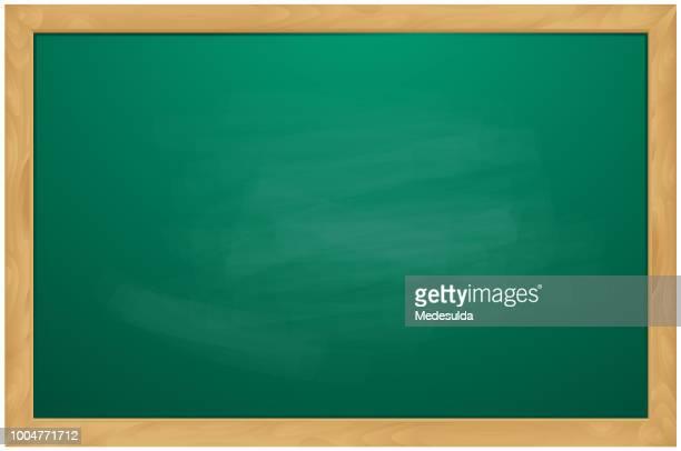 ilustrações de stock, clip art, desenhos animados e ícones de blackboard education icon - quadro negro