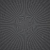 black-gray color burst background. Vector illustration