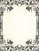 Blackleaf Flourish Frame