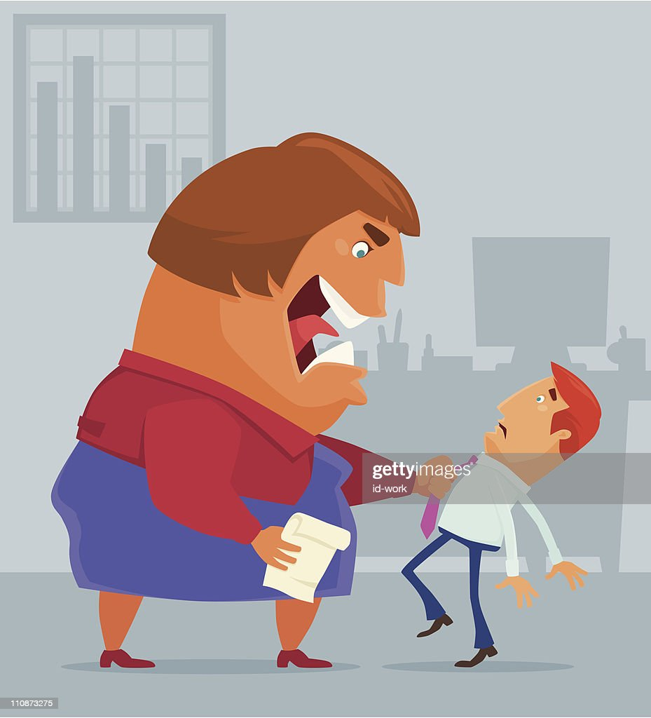 blaming : stock illustration