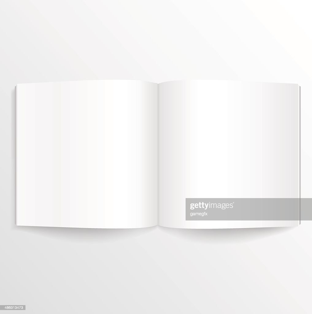 Blank album cover
