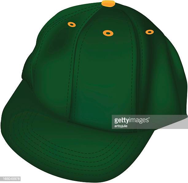 blank baseball cap - sports organization stock illustrations, clip art, cartoons, & icons
