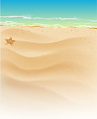 drawing vector blank beach backgroundthis file
