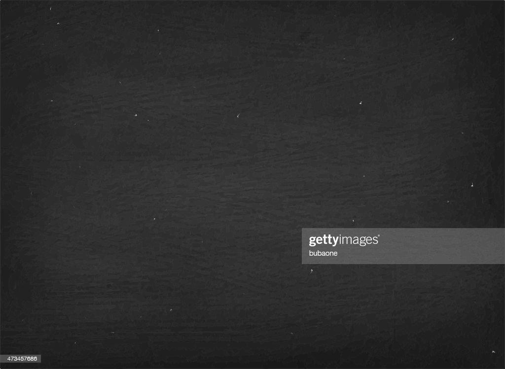 blank chalkboard royalty free vector background in black vector art