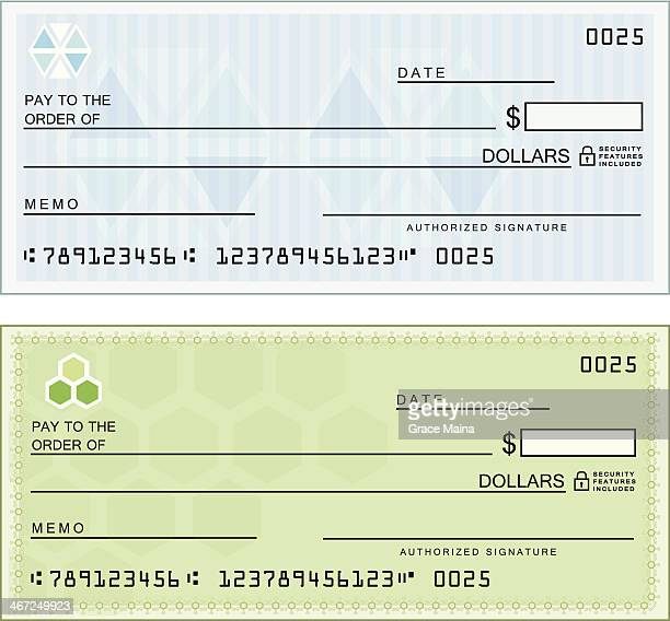 blank checks - check stock illustrations, clip art, cartoons, & icons
