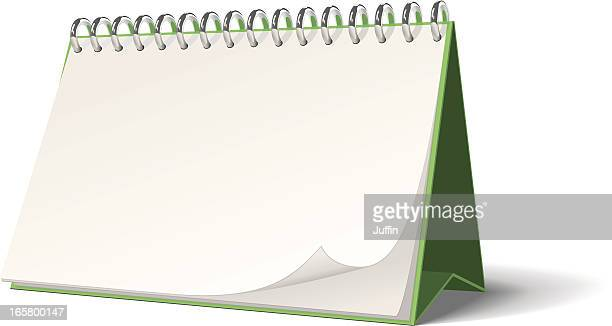 blank desktop сalendar - 2012 2013年 キプロス財政危機 stock illustrations