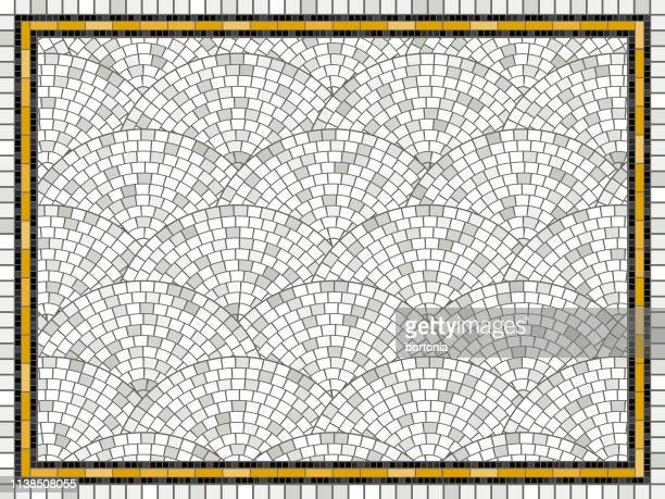 blank marble tile pattern - marble rock stock illustrations, clip art, cartoons, & icons