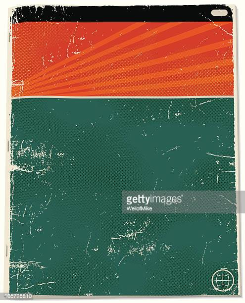 Blank Pulp Novel Cover