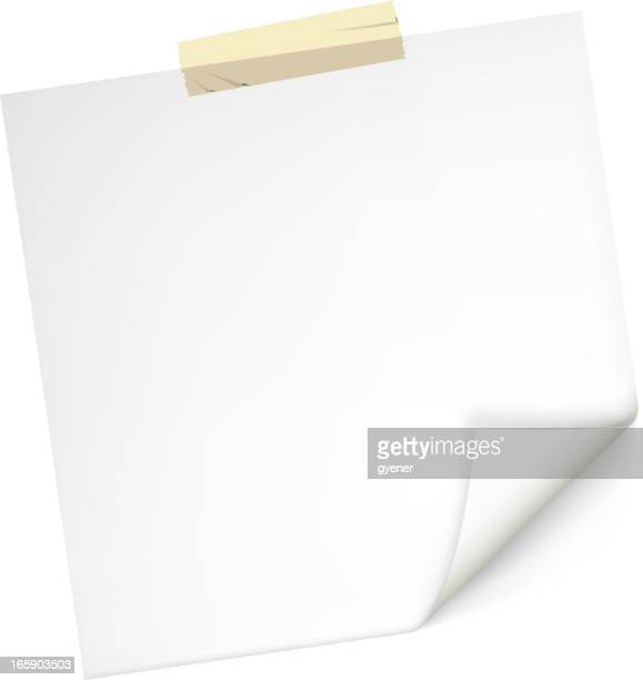 blank square paper