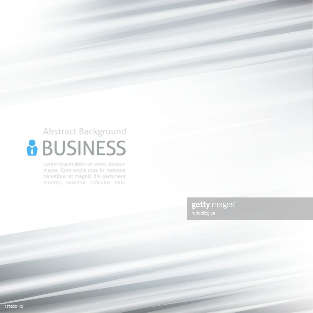 Blank template for businesses to use