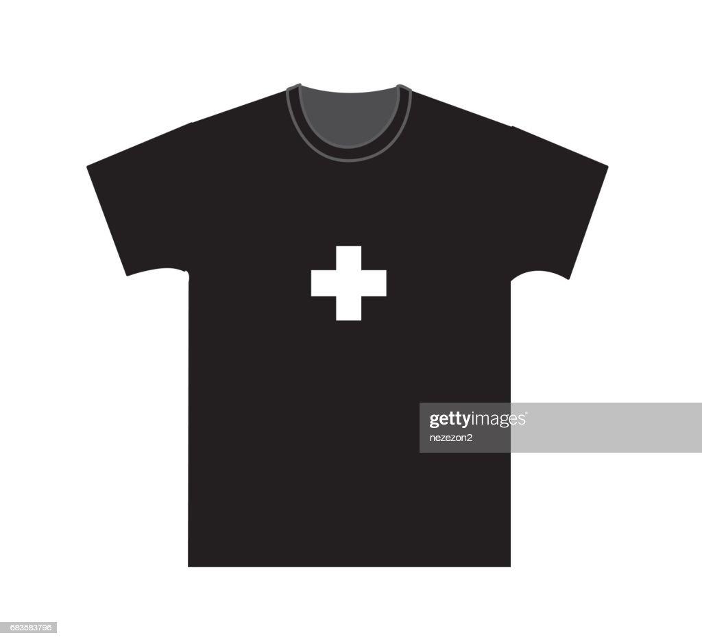 Blank t shirt template vector lauren goss blank t shirt template vector maxwellsz