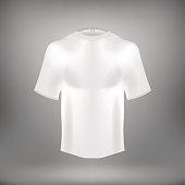 Blank White Cotton t shirt