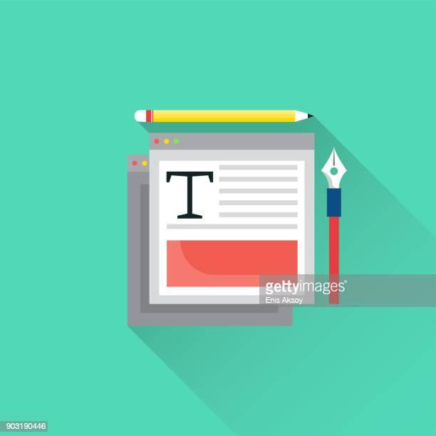 Blog-Wohnung-Symbol