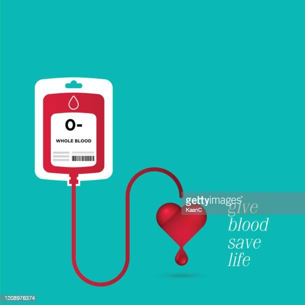 献血ビニール袋フラットスタイル。献血の概念。医学的背景。ベクトルのイラスト。 - 献血点のイラスト素材/クリップアート素材/マンガ素材/アイコン素材