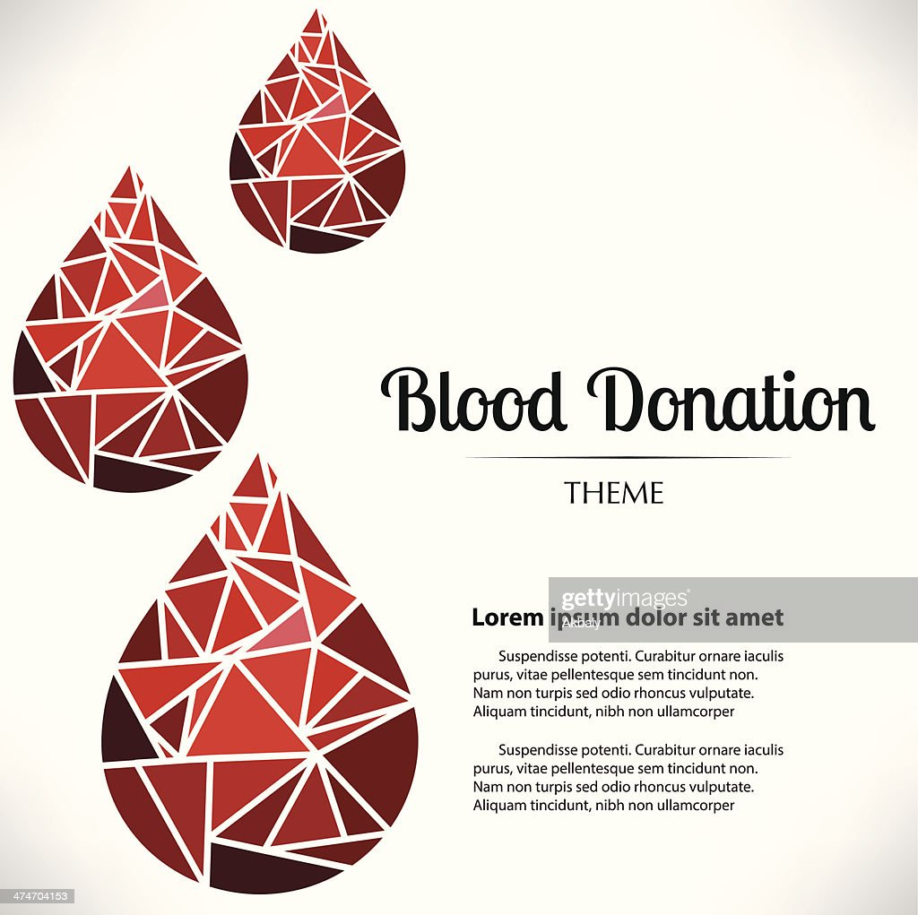 Blood Donation Theme