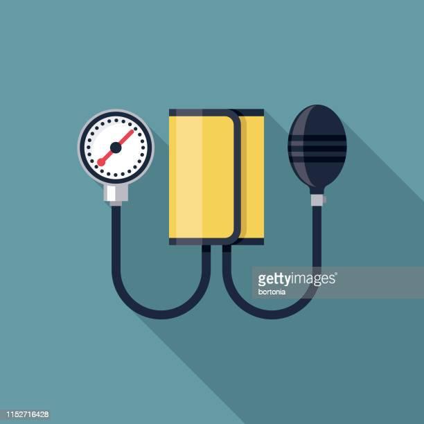 血圧計妊娠アイコン - 医療機器点のイラスト素材/クリップアート素材/マンガ素材/アイコン素材