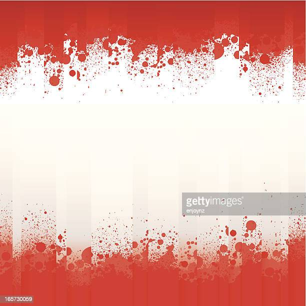 blood splattered background - blood stock illustrations, clip art, cartoons, & icons