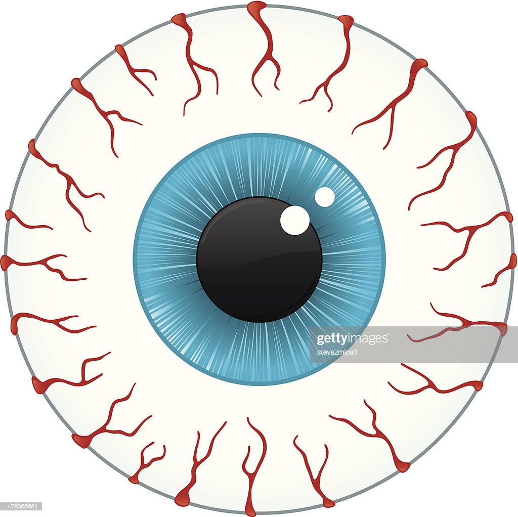sore eye vector art and graphics getty images rh gettyimages fi eyeball vector image Eye Vector