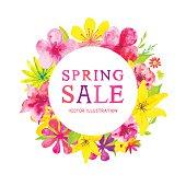 Blooming Spring Sale