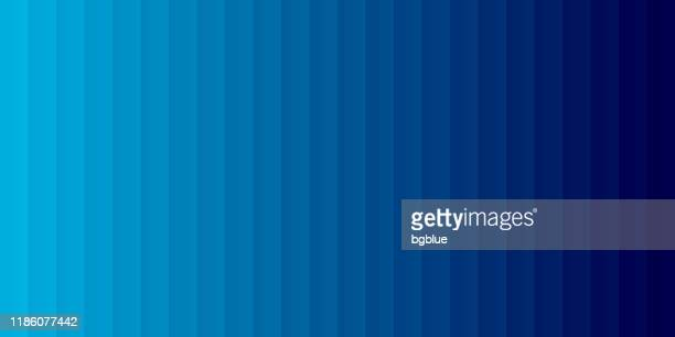 blue abstract gradient background decomposed into vertical color lines - navy blue stock illustrations