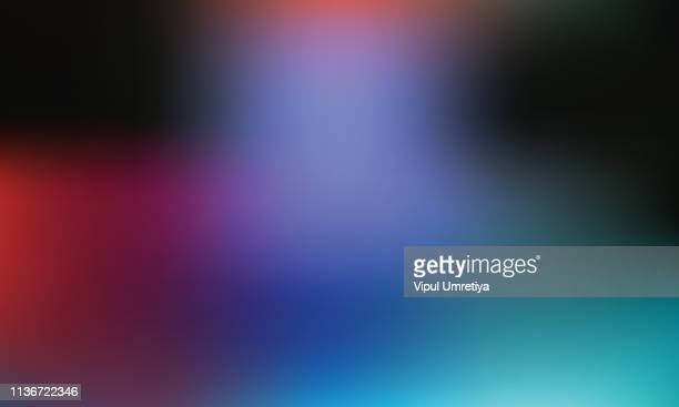 blue abstract gradient background - focus on foreground stock illustrations