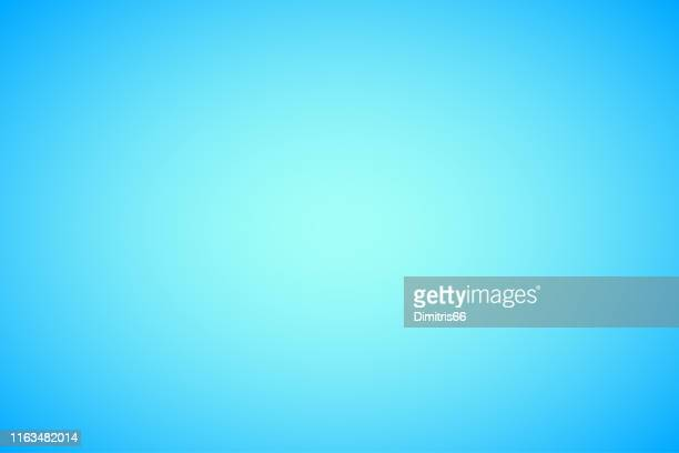 blue abstract gradient background - cold temperature stock illustrations