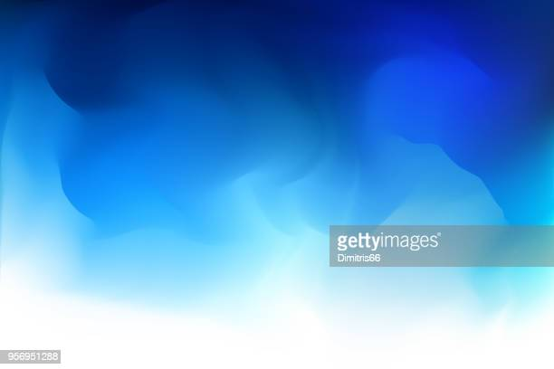 blue abstract gradient background - greece stock illustrations