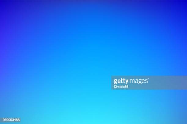 Blue abstract gradient mesh background