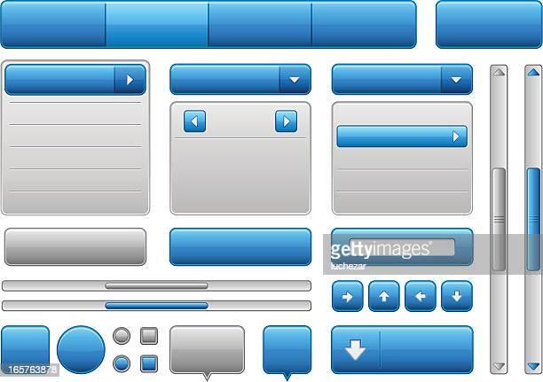 Web elemets colección