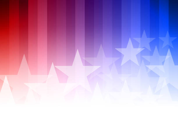 Large Star Banner Barbecue Banner Star Banner Red White Blue