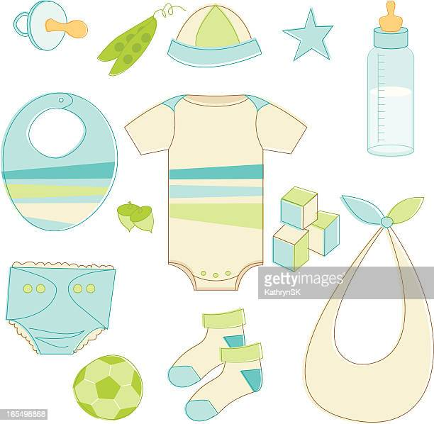 Blue Baby Accessories