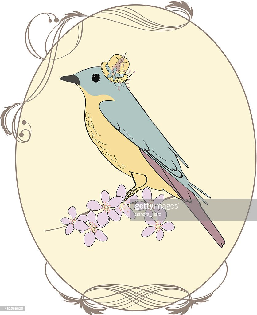Blue Bird Vintage
