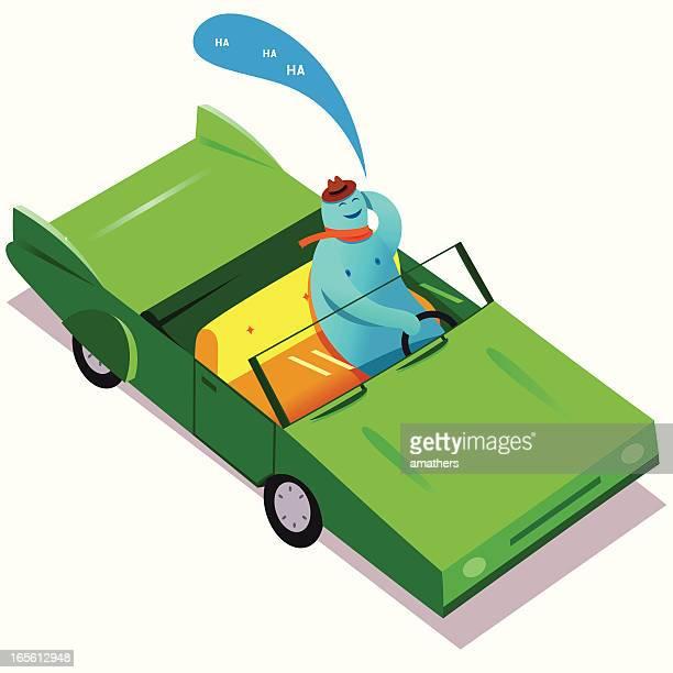 Blue Blob Driver