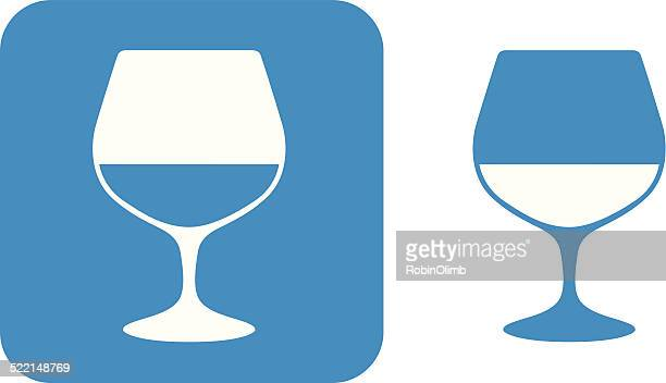 blue brandy icons - brandy stock illustrations, clip art, cartoons, & icons