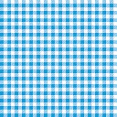 Blue checkered tablecloths patterns.